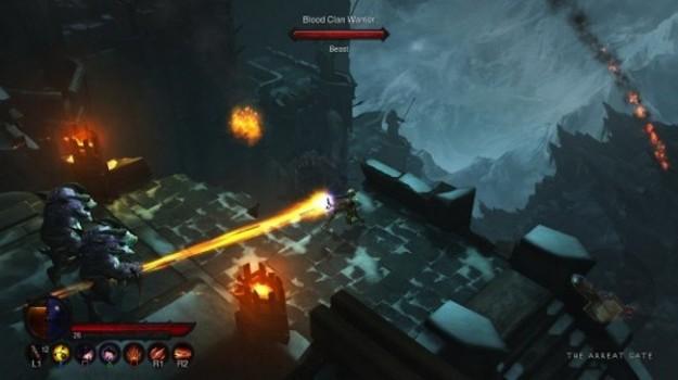 L'edizione console di Diablo 3