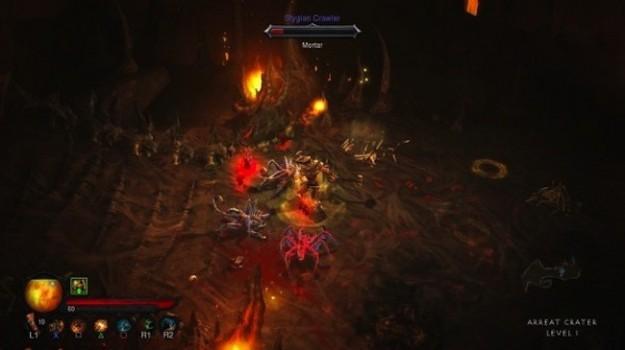 La grafica di Diablo 3