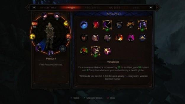 Schede di Diablo 3