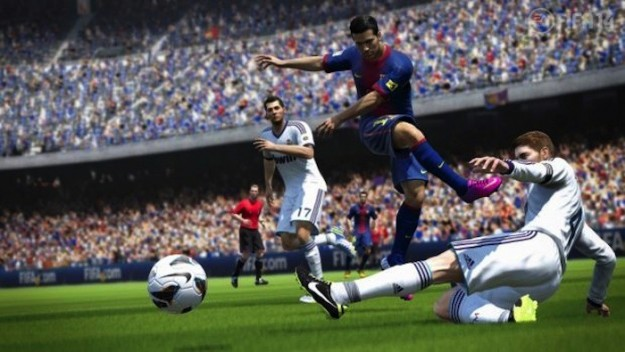 FIFA 14: novit e prime immagini [FOTO]