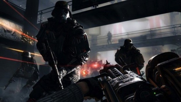 Azione in Wolfenstein The New Order