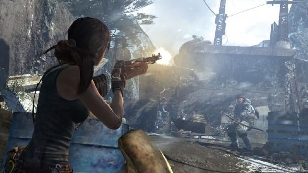 La protagonista di Tomb Raider