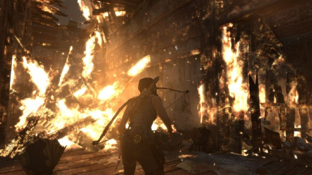 Screenshot di Tomb Raider 2013