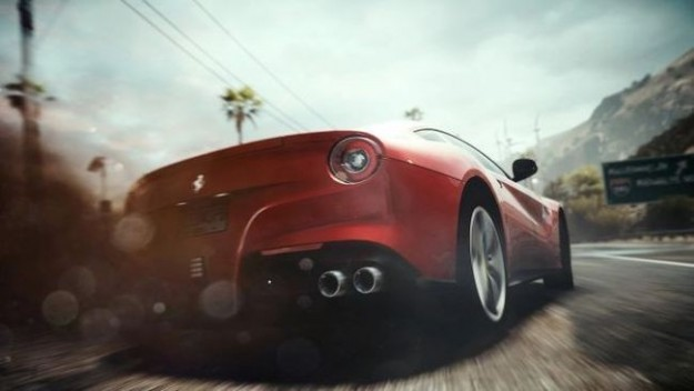 Screenshot di Need for Speed Rivals
