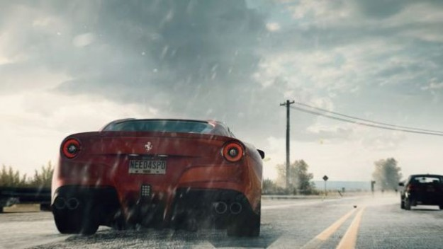 Need for Speed Rivals: screenshots