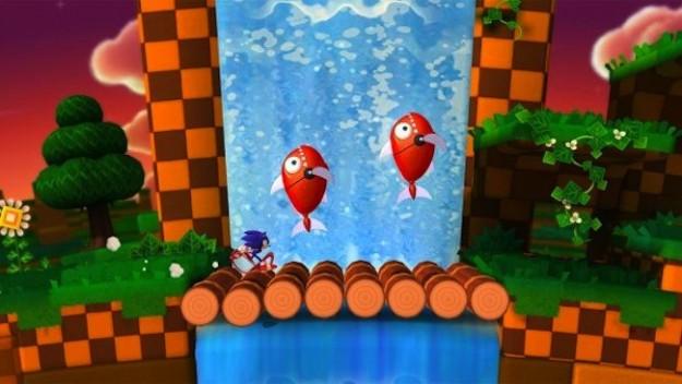 Colori in Sonic Lost World