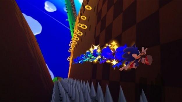 Sonic corre