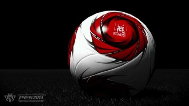 Il pallone in PES 2014