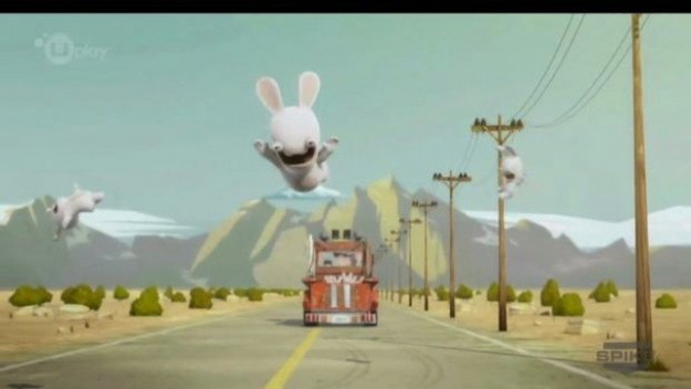 Rabbids Invasion di Ubisoft
