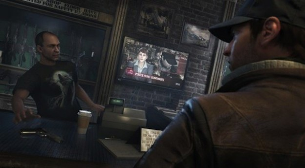 Screenshot di Watch Dogs