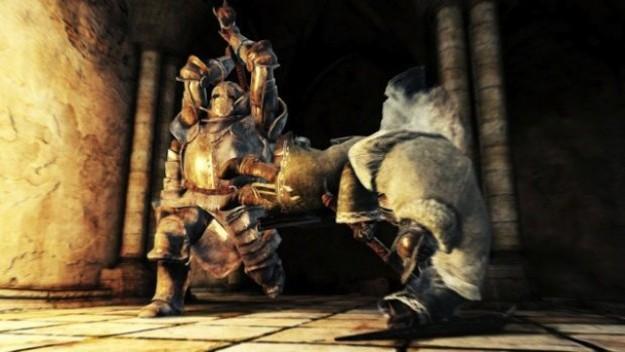 Il gioco d'azione Dark Souls 2