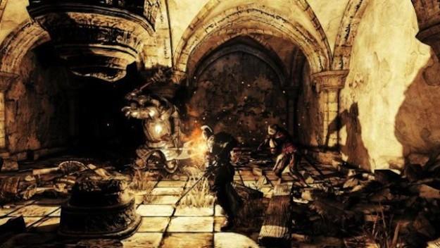 Screenshot di Dark Souls 2