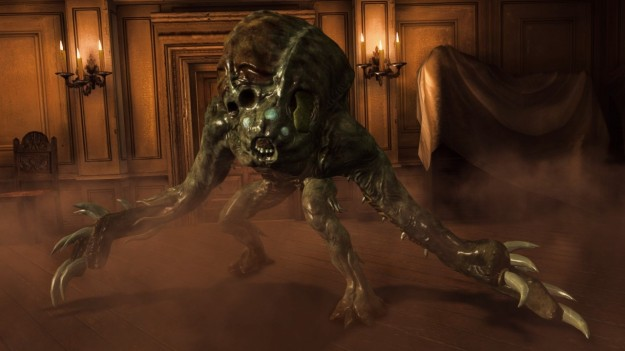 Screenshot di Resident Evil Revelations