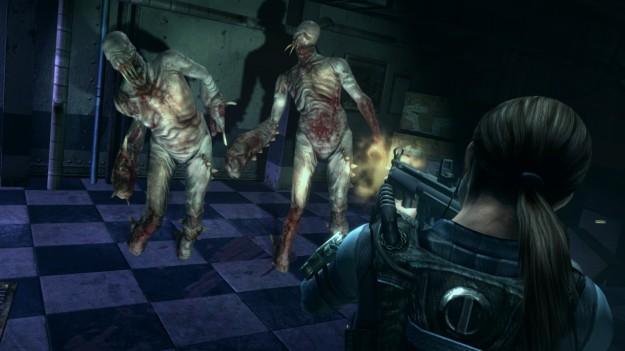 Ambientazione di Resident Evil Revelations