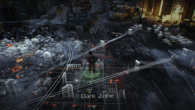Screen di Tom Clancy's The Division