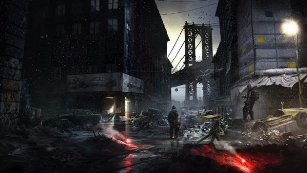 Tom Clancy's The Division: uscita e trailer [FOTO & VIDEO]