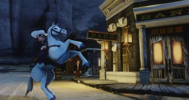 Disney Infinity Lone Ranger