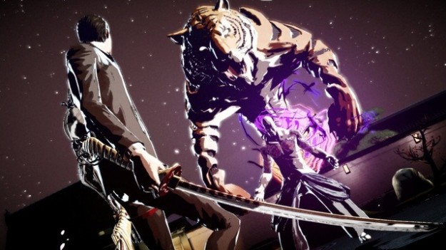Killer is Dead: screenshots