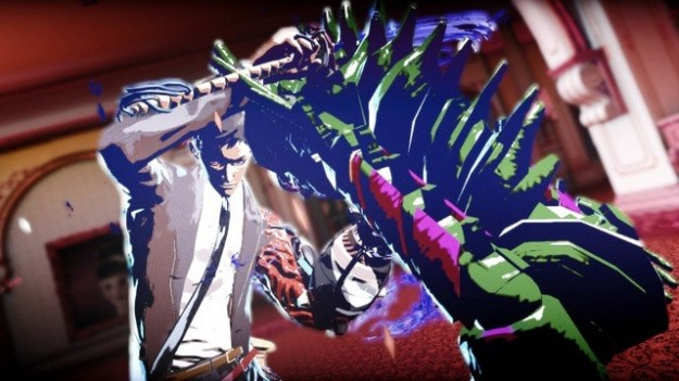 Screenshot di Killer is Dead