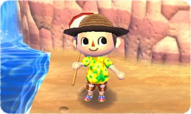 Animal Crossing 3DS: immagini