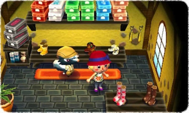 Casa in Animal Crossing