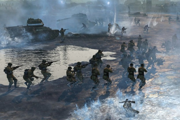 Screen di Company of Heroes 2