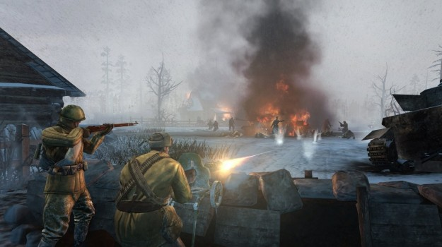 Azione in Company of Heroes 2