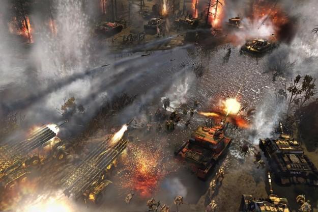 Grafica di Company of Heroes 2