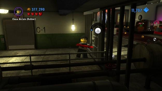 Mistero in Lego City Undercover Wii U
