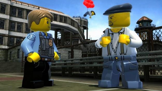 Personaggi di Lego City Undercover Wii U
