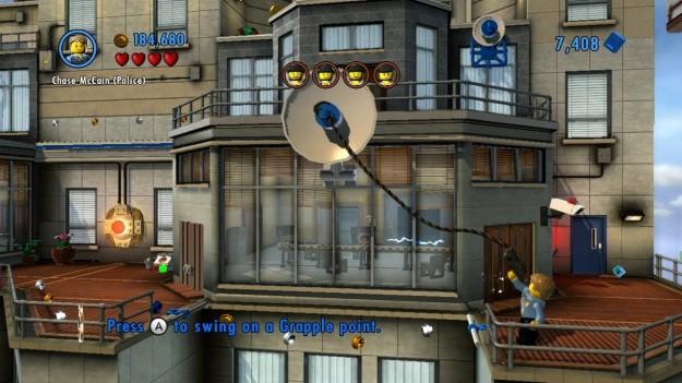 Palazzi in Lego City Undercover Wii U