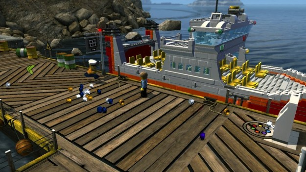 Porto in Lego City Undercover Wii U