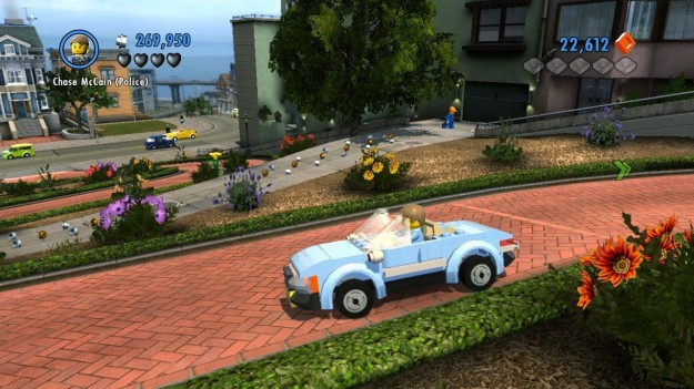 Lego City Undercover Wii U: immagini