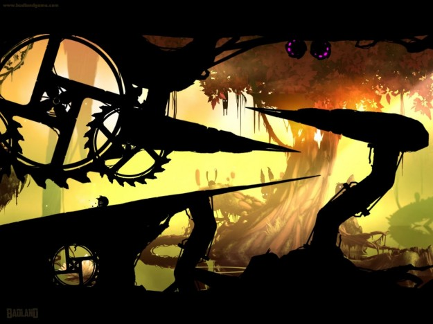 Badland su iPhone