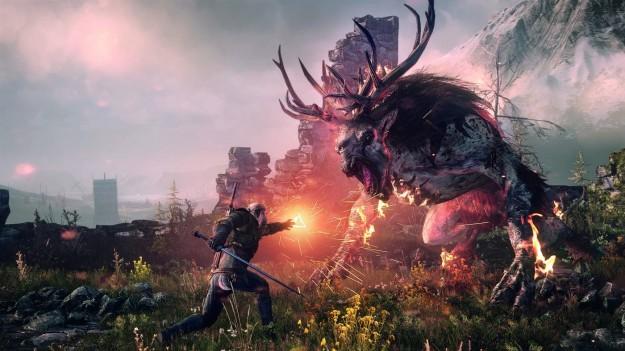 Personaggi di The Witcher 3 Wild Hunt