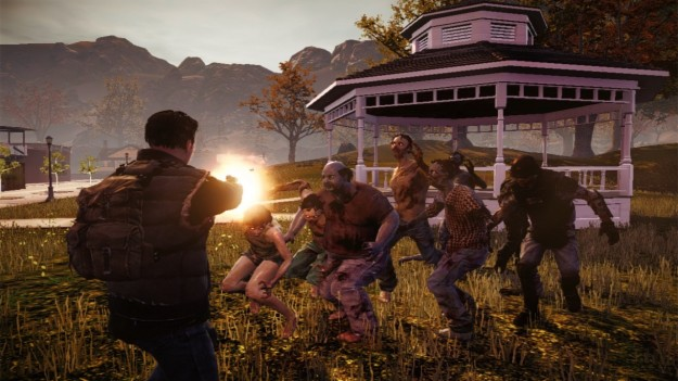 Azione in State of Decay