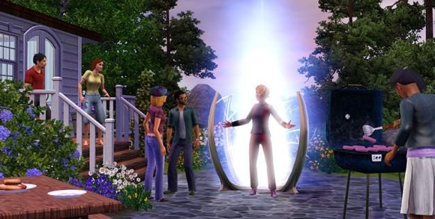 Sims nel futuro