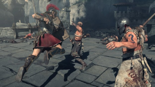 Combattimenti in Ryse Son of Rome