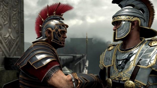 Protagonisti di Ryse Son of Rome