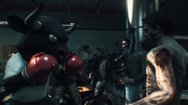 Screenshot di Dead Rising 3