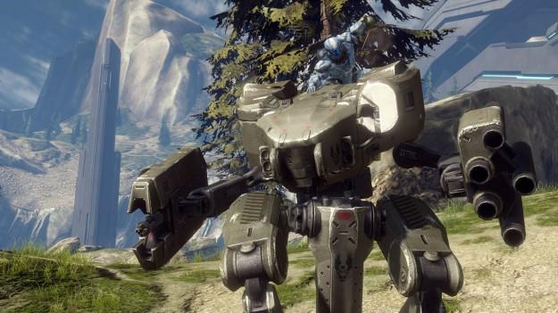 Grafica di Halo 4