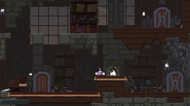 Dustforce: immagini