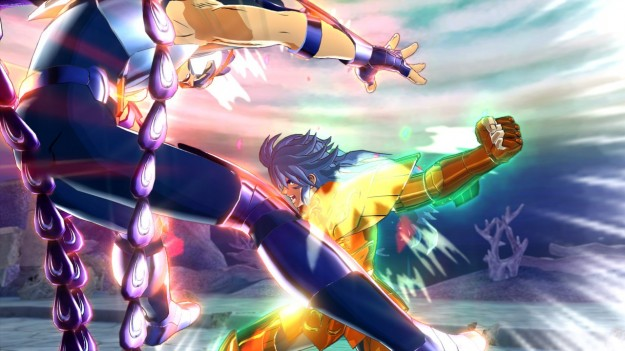 Personaggi di Saint Seiya Brave Soldiers