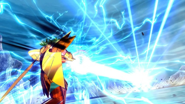 Screenshot di Saint Seiya Brave Soldiers