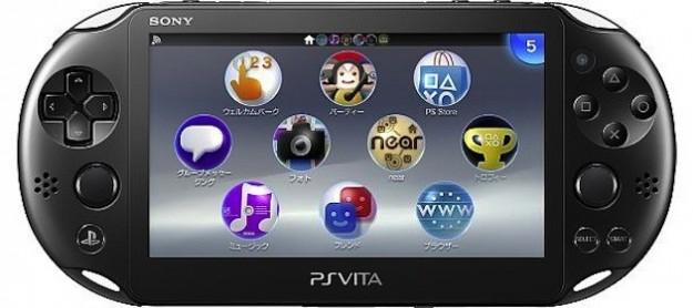 Nuova PS Vita nera