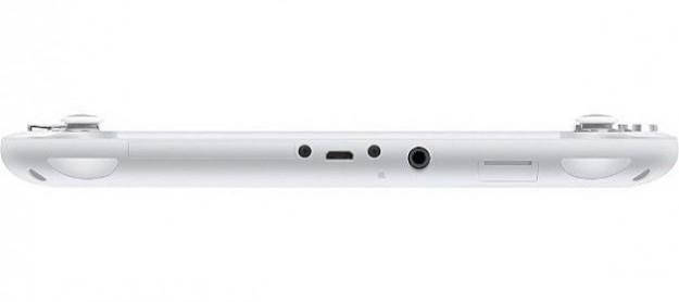 Vista laterale della nuova PS Vita