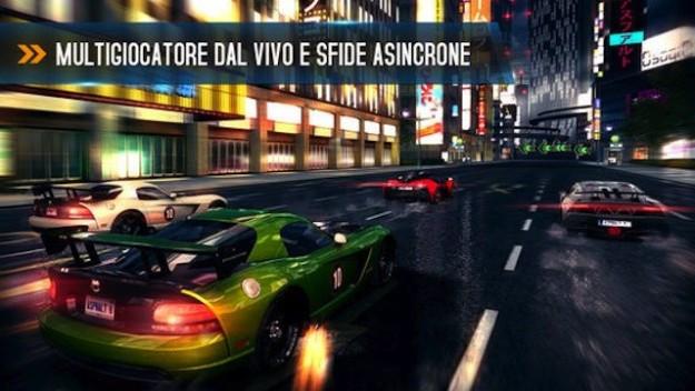 Multiplayer di Asphalt 8 Airborne