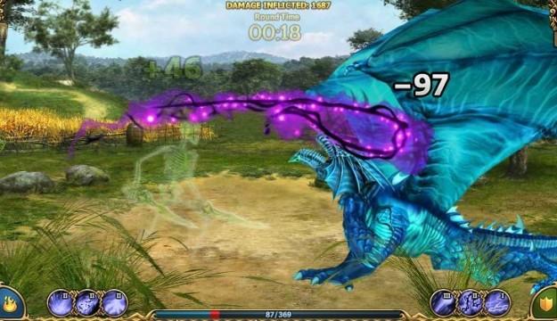 Personaggi di Dragon Eternity