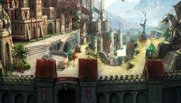 Castello in Dragon Eternity