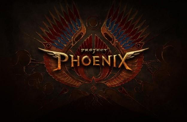 Logo di Project Phoenix